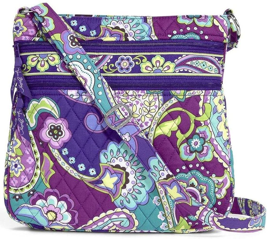 日本最大の Vera Bradley レディース Purple B01ATULG30 Vera Heather With Purple Interiors Interiors Heather With Purple Interiors, YOU-shop:30d1d6ea --- efichas.com.br