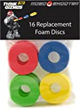 ThinkGizmos RoboShooter Remote Control Robot - Spare Foam Disks Only (pack of 16)