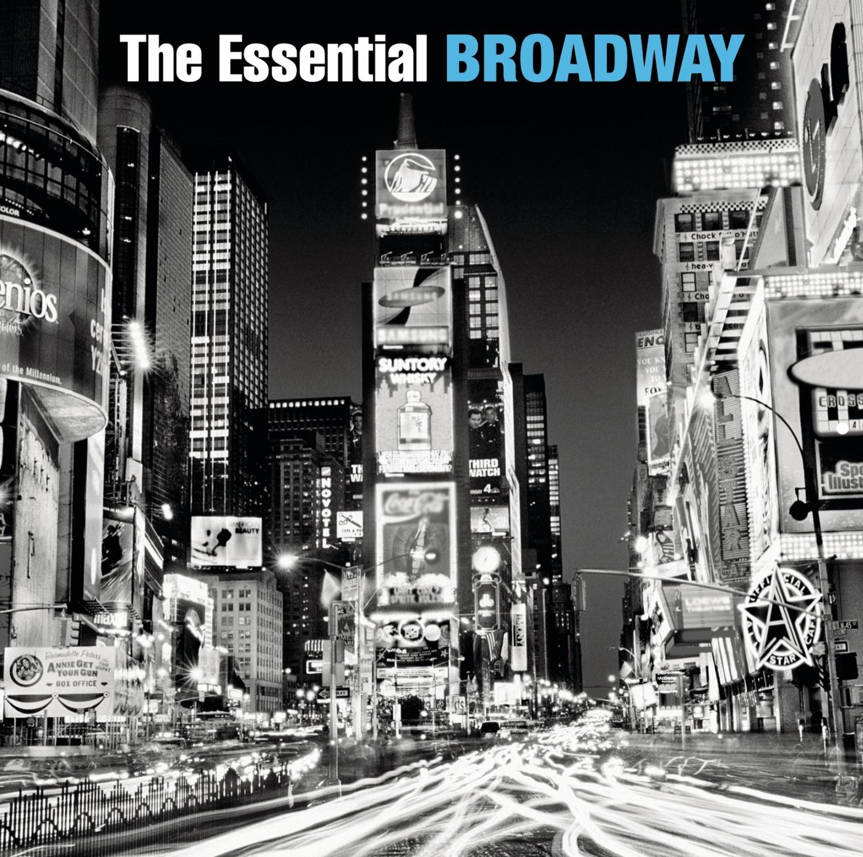 The Essential Broadway by Masterworks Broadway