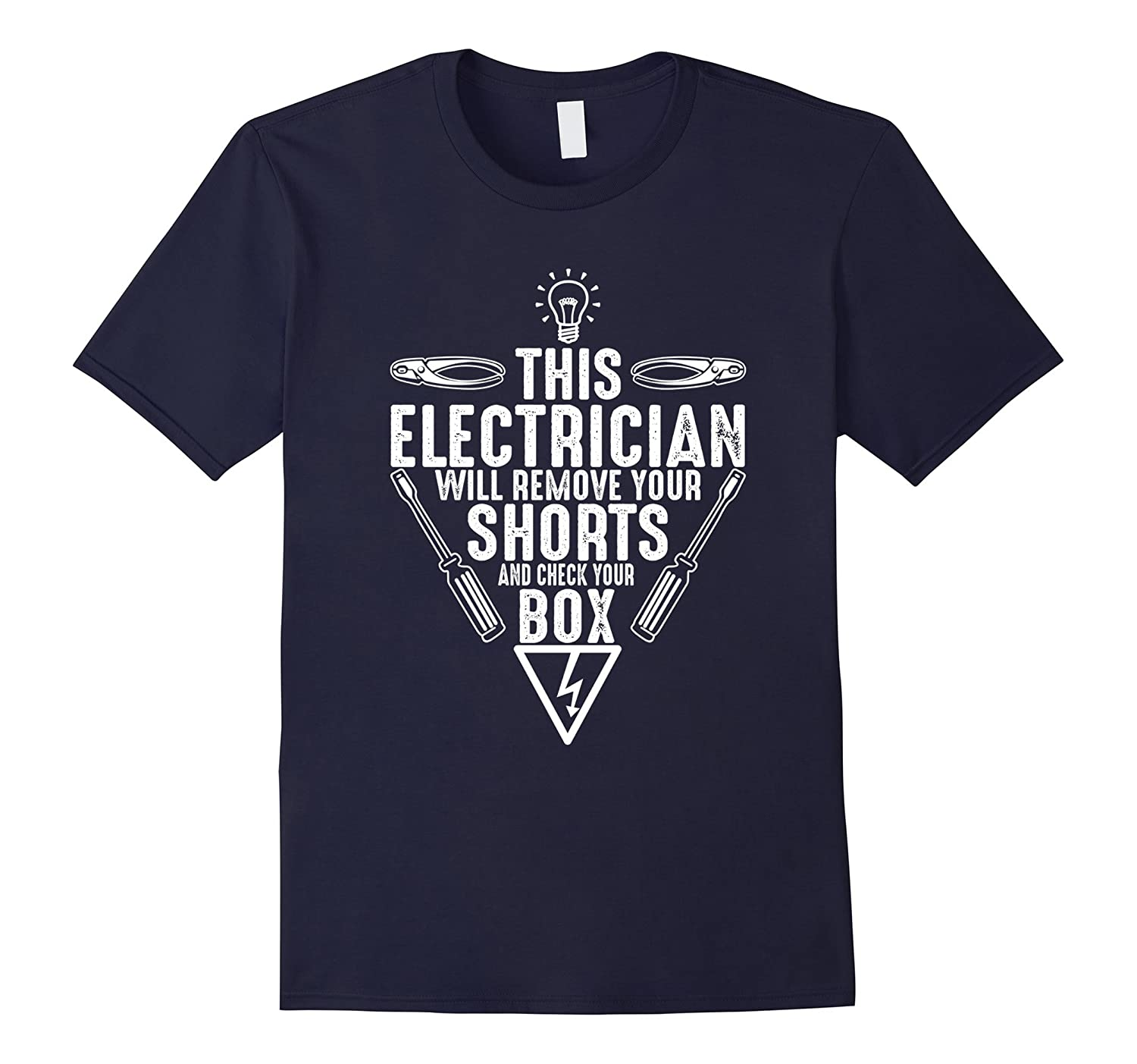 This Electrician Will Remove Your Shorts And Check Your Box-BN