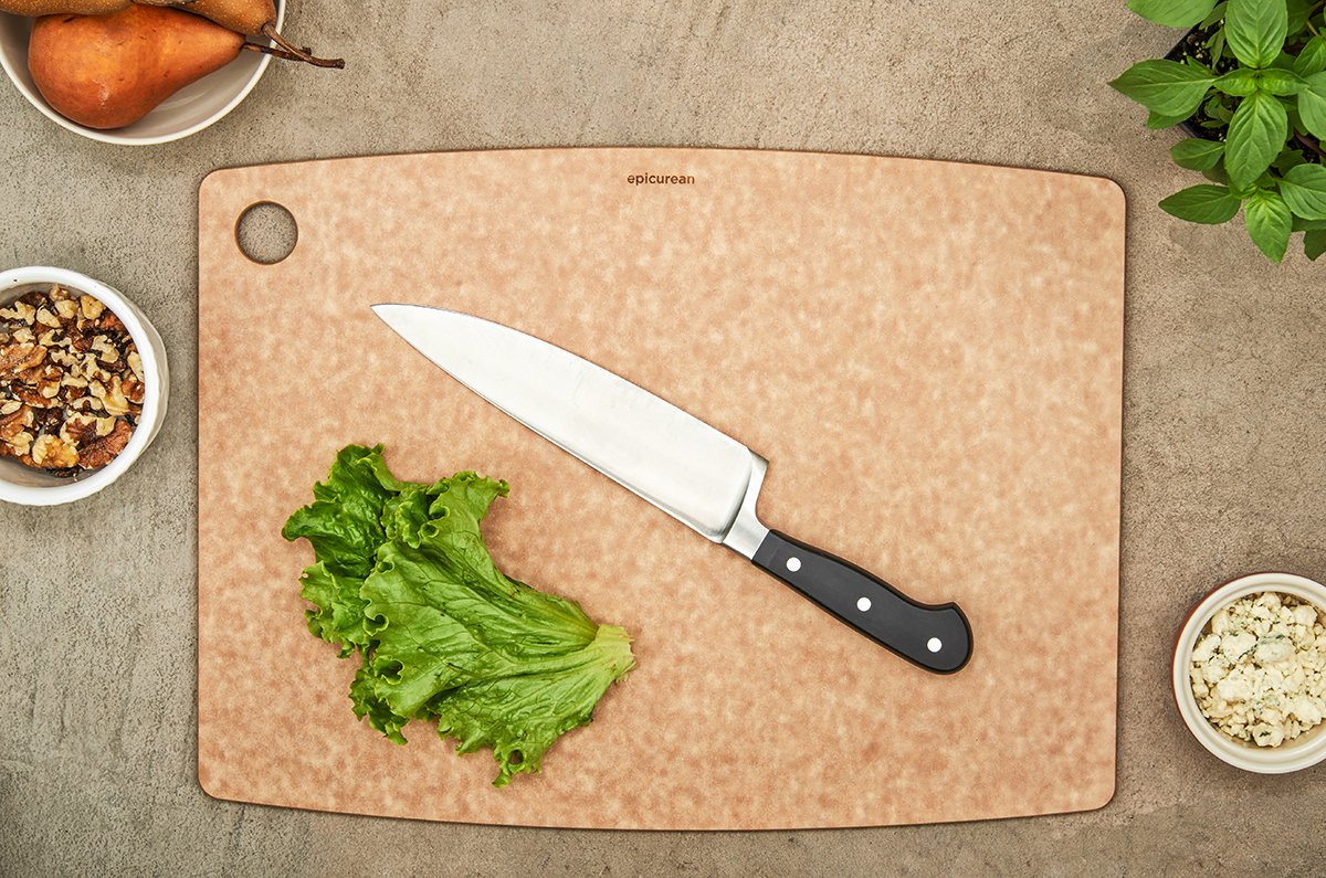 Epicurean Kitchen Series Cutting Board, 17.5-Inch by 13-Inch, Natural by Epicurean (Image #4)