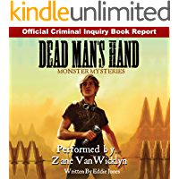 Dead Man's Hand: Official Criminal Inquiry Book Report (Monster Mysteries 2)