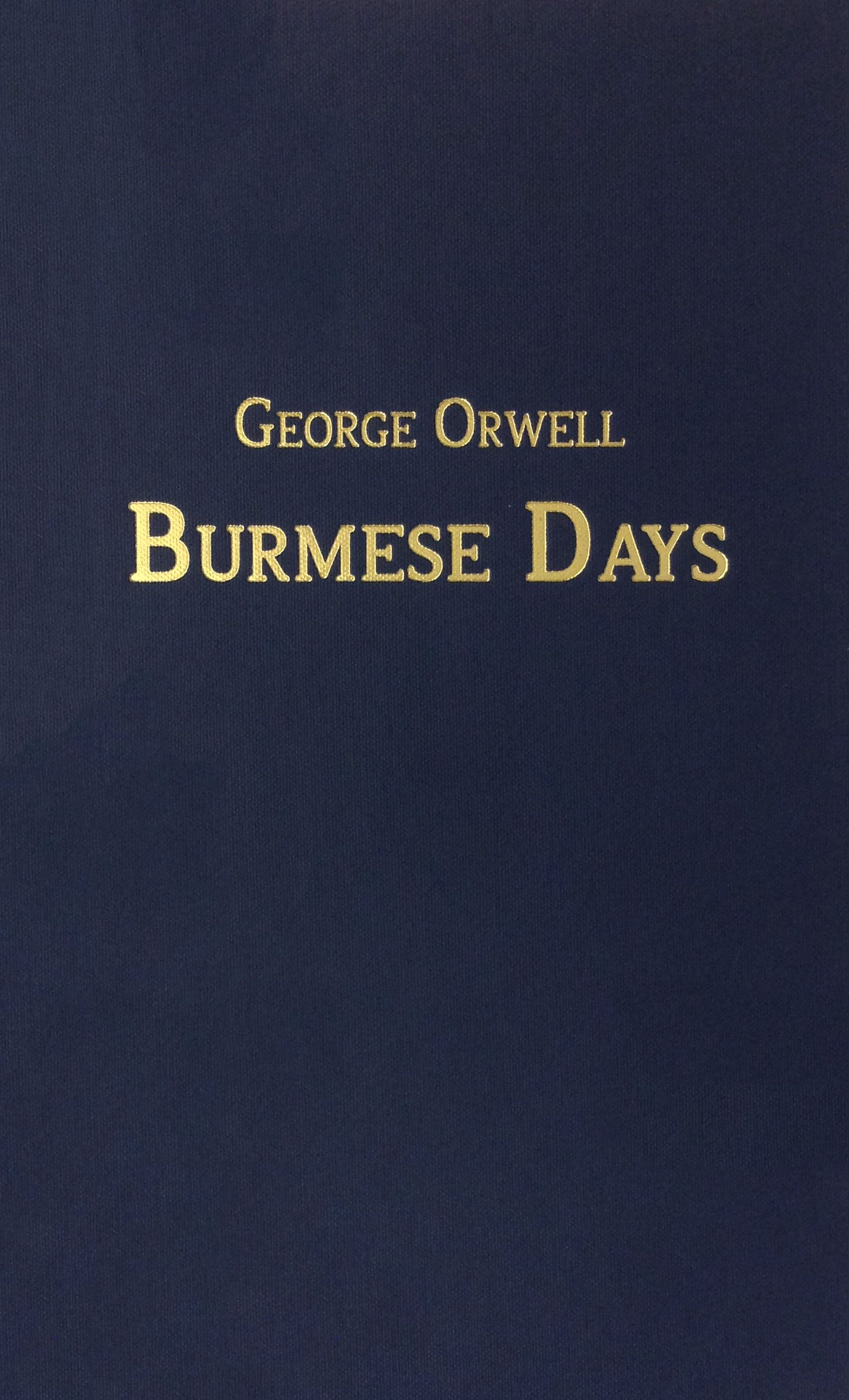 Download Burmese Days ebook