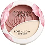 Physicians Formula Rose all day set & glow, Brightening Rose, 0.36 Ounce