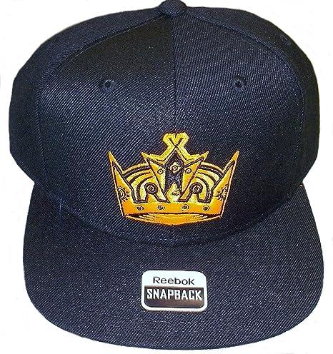 aac16853f1 Amazon.com   Reebok LOS Angeles Kings Retro Snapback Hat - NK57Z ...