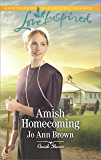 Amish Homecoming (Amish Hearts)