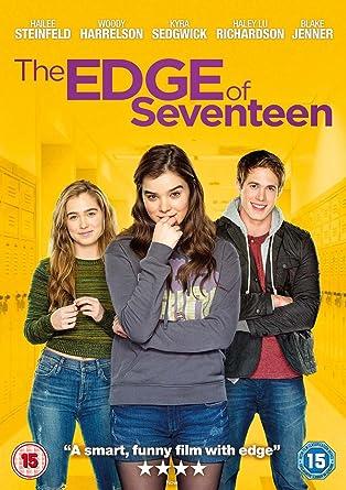 The Edge Of Seventeen [DVD]: Amazon co uk: Hailee Steinfeld
