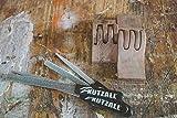 """Kutzall Original 6"""" Half-Round Hand Rasp"""
