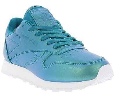 Reebok BD5212 Classic Leather Pearlized Damen Sneaker