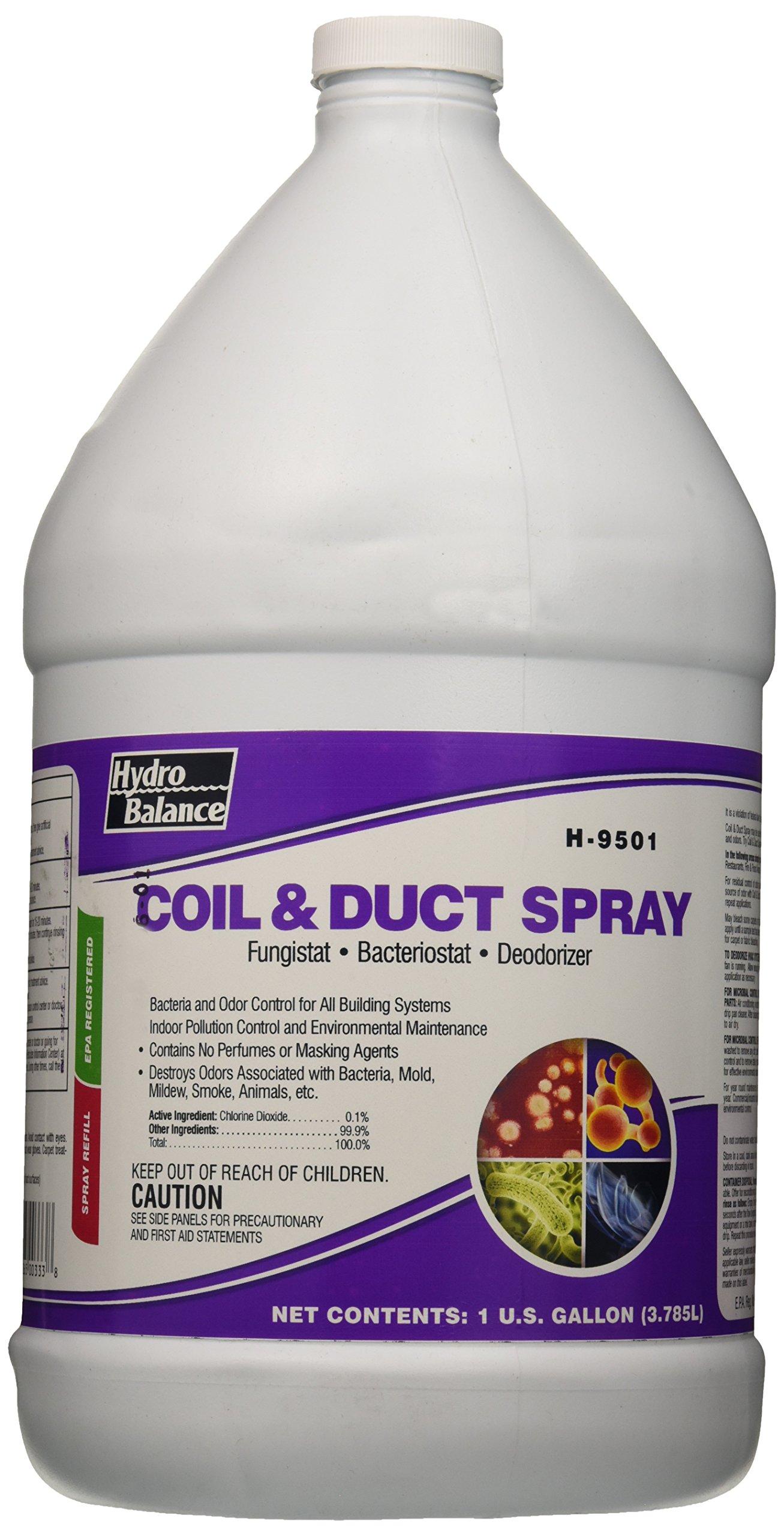 Rheem 9501 Hydro-Balance Coil and Duct Spray (Bottle), 1 gallon