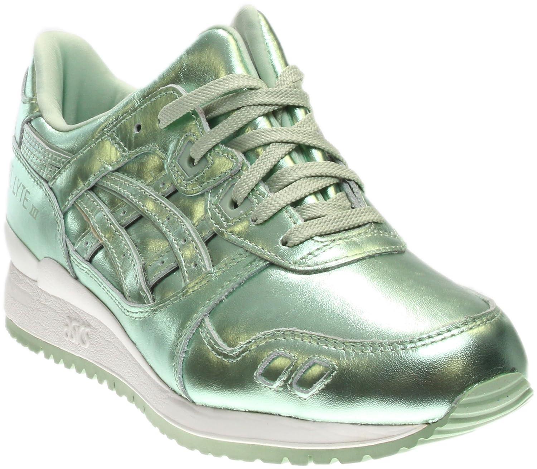 ASICS Men's GEL-Lyte III Sneaker B071DVXP9C 11 B(M) US|Green/Green