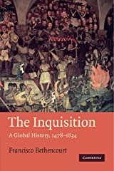 The Inquisition: A Global History, 1478-1834 Capa comum