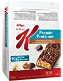 Kellogg's Special K Protein Bars, Peanut Butter Chocolate Flavour, 12 bar Caddy, 45g/Bar