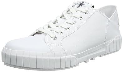 Biff Nylon, Sneakers Basses Homme, Bleu (Ind 000), 42 EUCalvin Klein Jeans