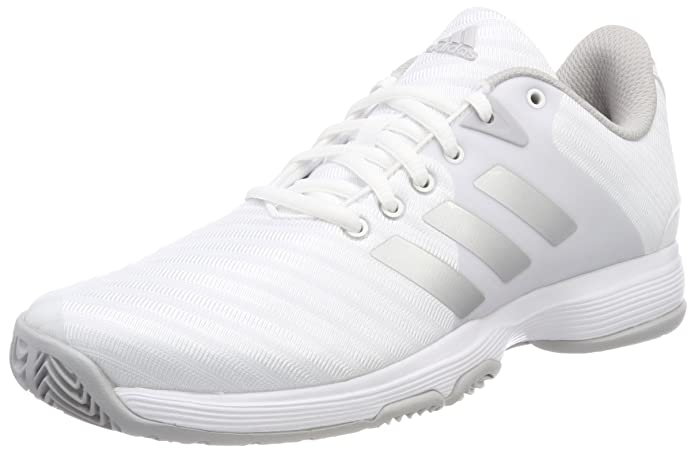 buy popular e352f 97c7e adidas Barricade Court W, Chaussures de Tennis Femme Amazon.fr Chaussures  et Sacs