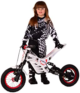 Kuberg Start Electric Offroad Trial Bike, 16-Inch