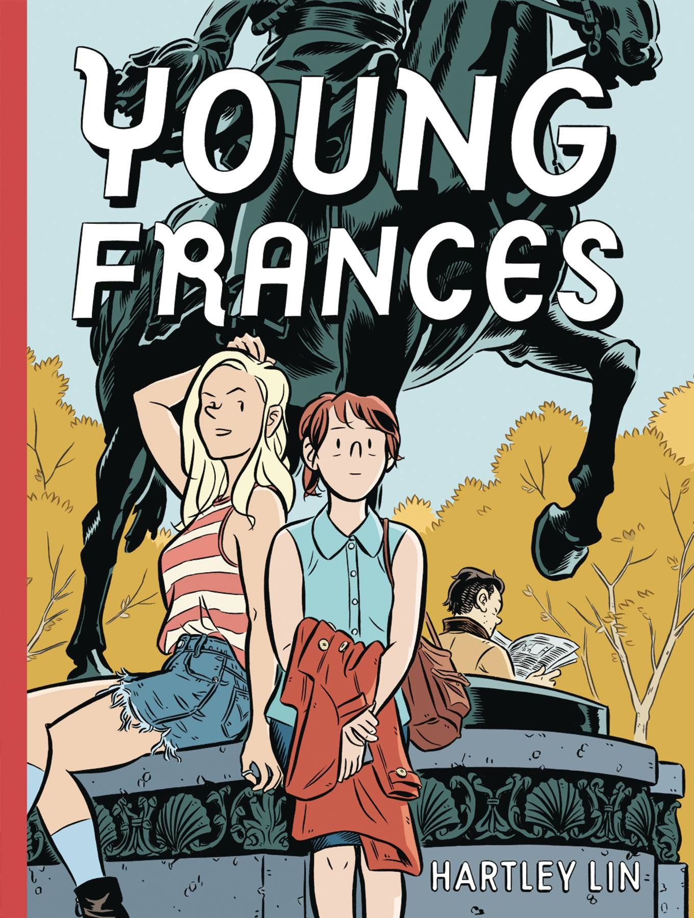 Image result for young frances