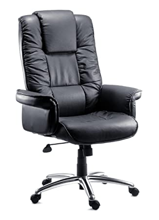 luxury leather chairs. Teknik Lombard Leather Executive Chair Soft Fill Upholstery Luxury Chairs S