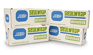 SealWrap - 30530900 Plastic Wrap, 15