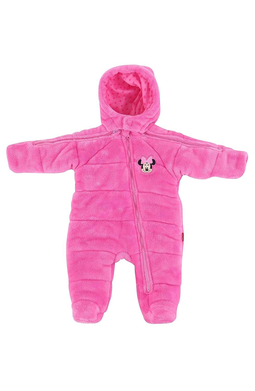 Great for Sleeping Children Perfect Baby Gift Infant Girl EZ Off Full Zip Hooded Warm Jacket