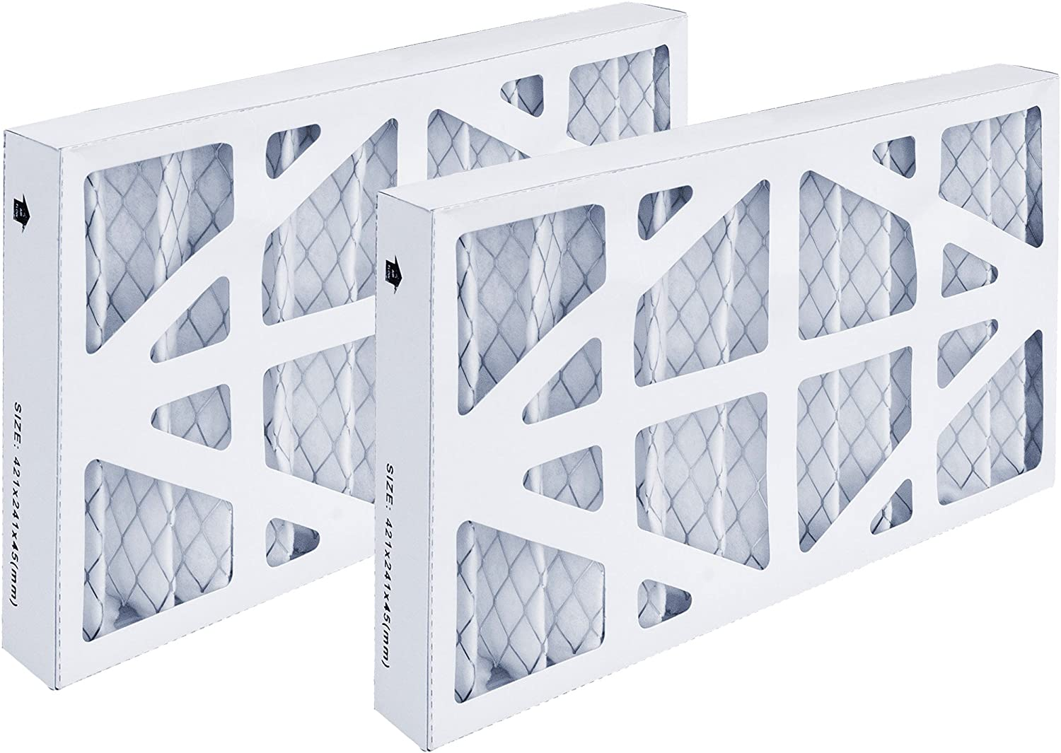 POWERTEC 75040 Outer Air Filter for POWERTEC AF4000 Air Filtration System, 5 Micron | 2 Pack