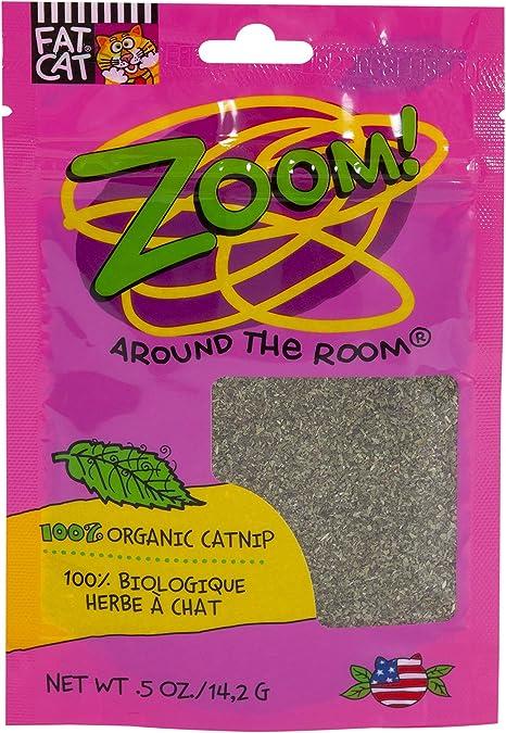 Amazon Com Fat Cat Kitty Hoots Zoom Around The Room Organic
