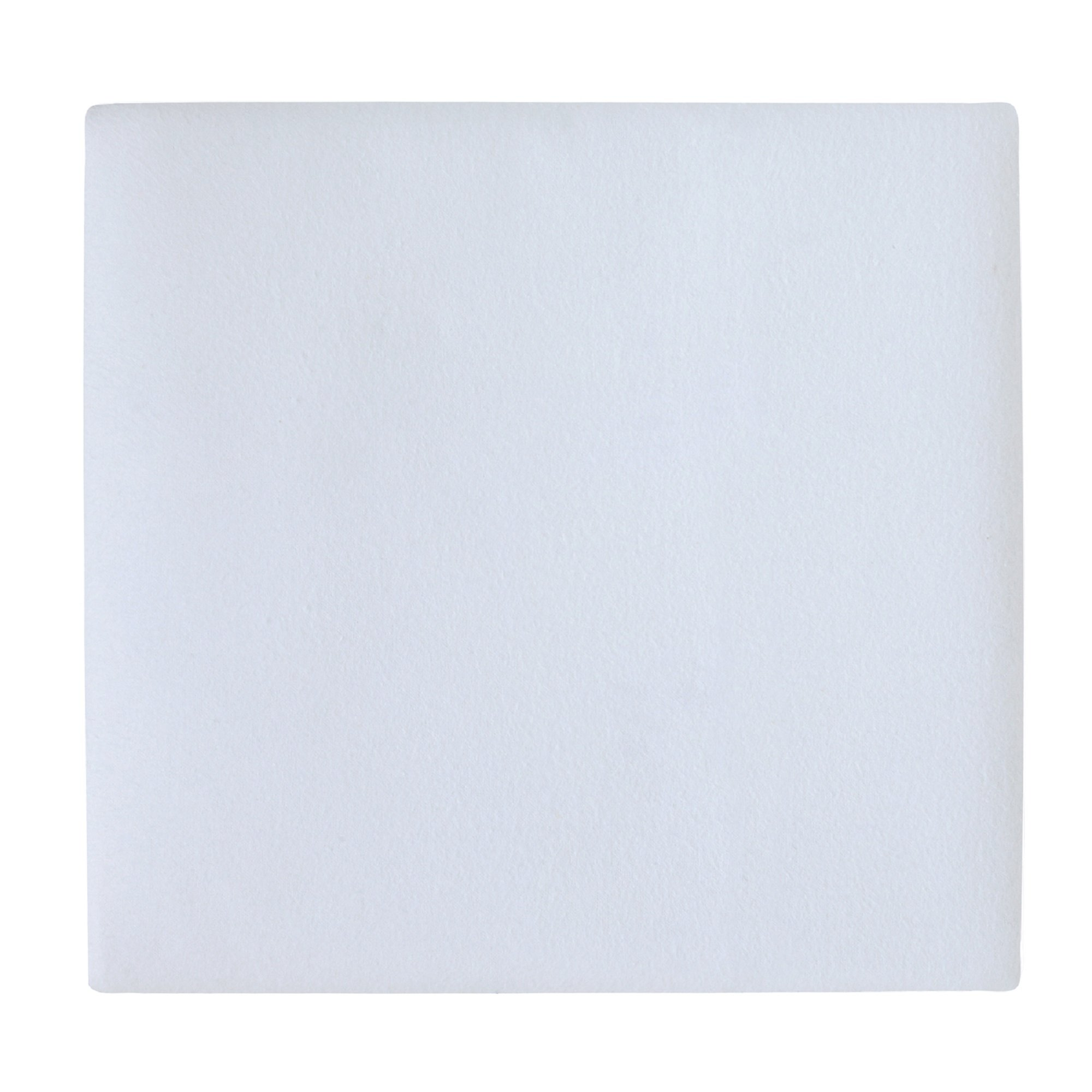 Carter's Flannel Protector Pad, Solid White, One Size by Carter's