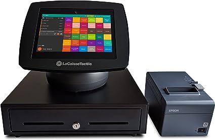 lacaissetactile Box Pro – Caja registradora completa – certificado ...