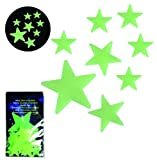 Boy Children Boys Child - For The Little Astronaut, 24 Glow In The Dark Stars - Great Christmas Xmas Top Up, Stocking Filler Gift Games & Toys Age 5+ - One Pack Supplied