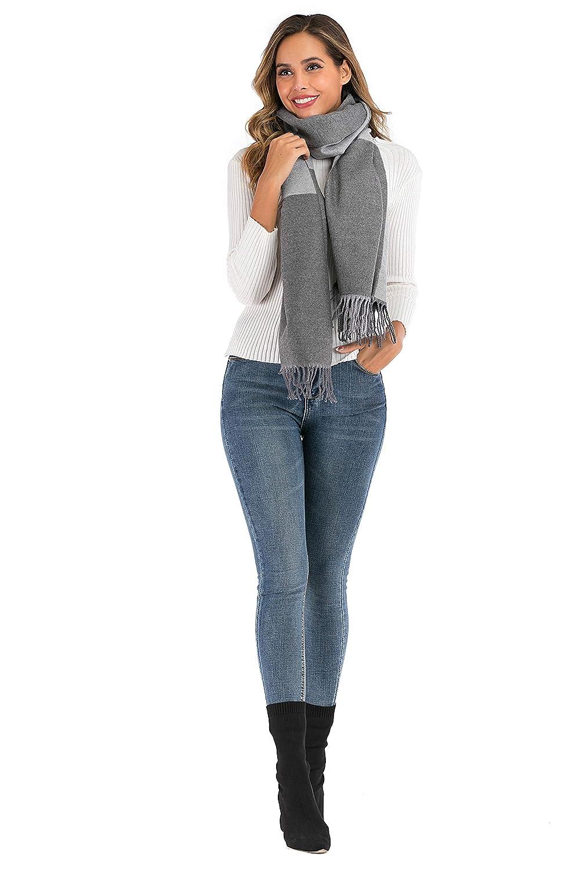 Enjoyoself Multi-Funzione Stole Sciarpe Scialli Unisex Fazzoletti da Collo o Teste per Donna Coprispalle per Vestiti con Spalle Scoperte