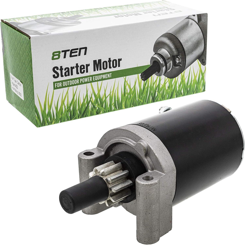 Starter fits John Deere STX30 STX38 STX46 Kohler Outdoor Power Equipment
