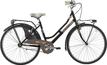 Bicicleta de paseo para mujer de 26 pulgadas de Cinzia Friendly ...