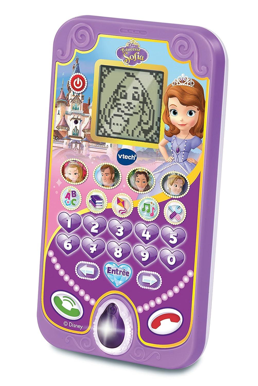 Vtech Juego Electrónico Princesa Sofía mi magia Smartphone idioma francés