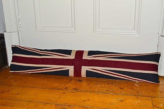 Molly cruz con diseño de la bandera del Reino Unido azul ...