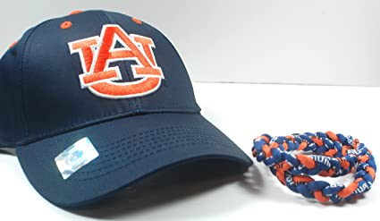 fdbc8e579b5 Image Unavailable. Image not available for. Color  Auburn Tigers Hat Cap ...