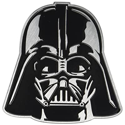 Plasticolor 002282R01 Star Wars Darth Vader Hitch Cover, 1 Pack: Automotive
