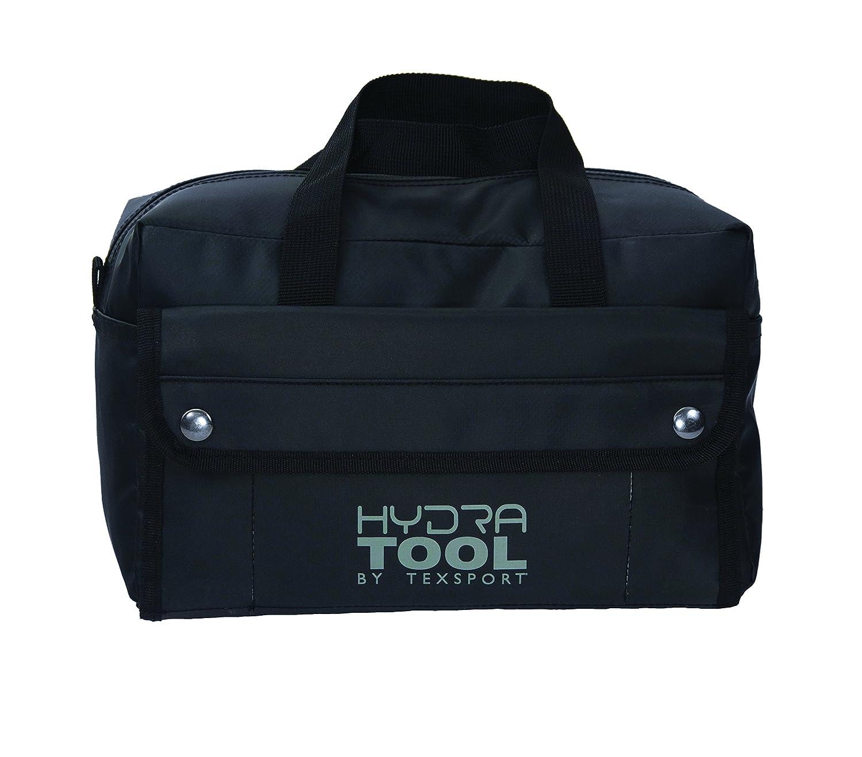 Texsport Hydra Tool Bag 11013 10-1//2 x 6-3//8 x 7 10-1//2 x 6-3//8 x 7 Sportsman Supply Inc Black