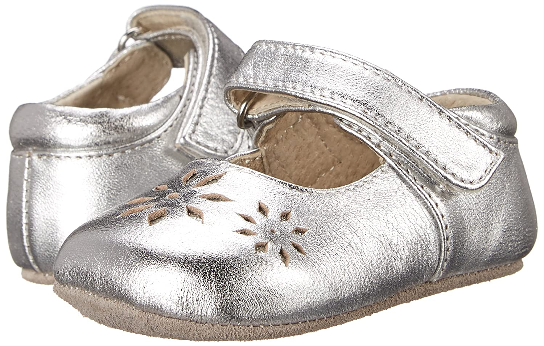 Amazon.com: See Kai Run Gracie Marie Jane (Infant), Plateado ...