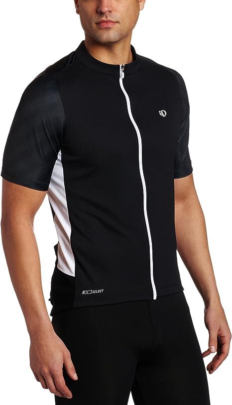 Pearl iZUMi M Medium - Black Ride Men/'s Select Attack Short Sleeve Jersey