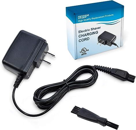 HQRP Cargador de 15 V funciona con Philips Norelco HQ8505 7000 ...