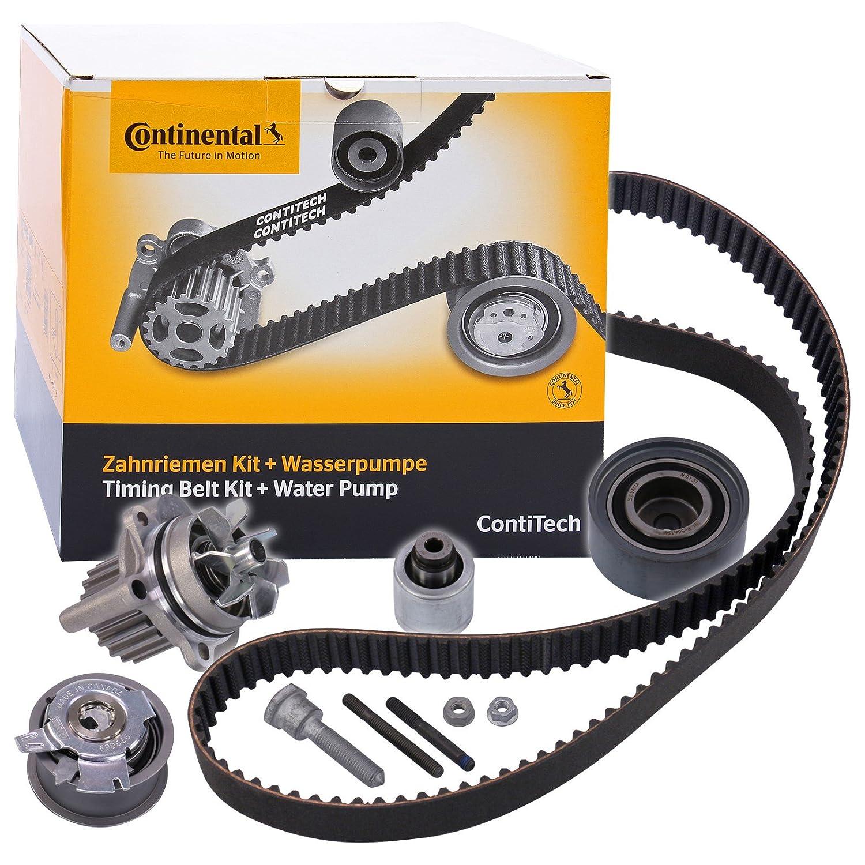 CONTITECH CT1051WP2 Water Pump Timing Belt Kit