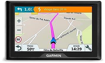 Carte Espagne Garmin Gratuite.Garmin Drive 50 Lm Se Plus Gps Auto 5 Pouces Carte 15 Pays Gratuites A Vie
