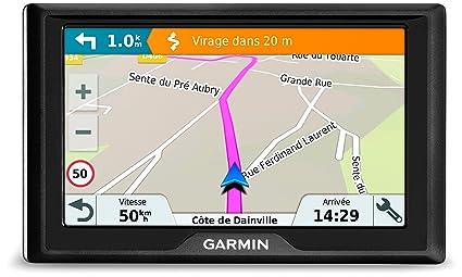 Garmin Drive 50 CE LMT - Navegador GPS con mapas de por Vida y tráfico en