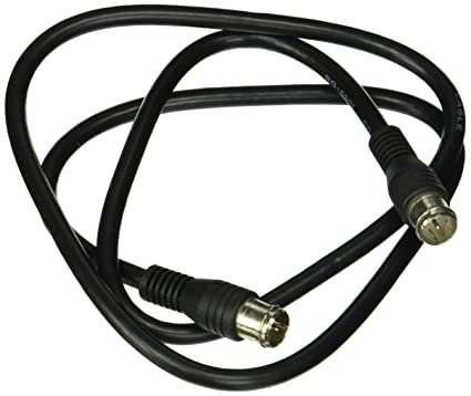 Steren 205-110BK 3-Feet F-F Quick RG59 Cable
