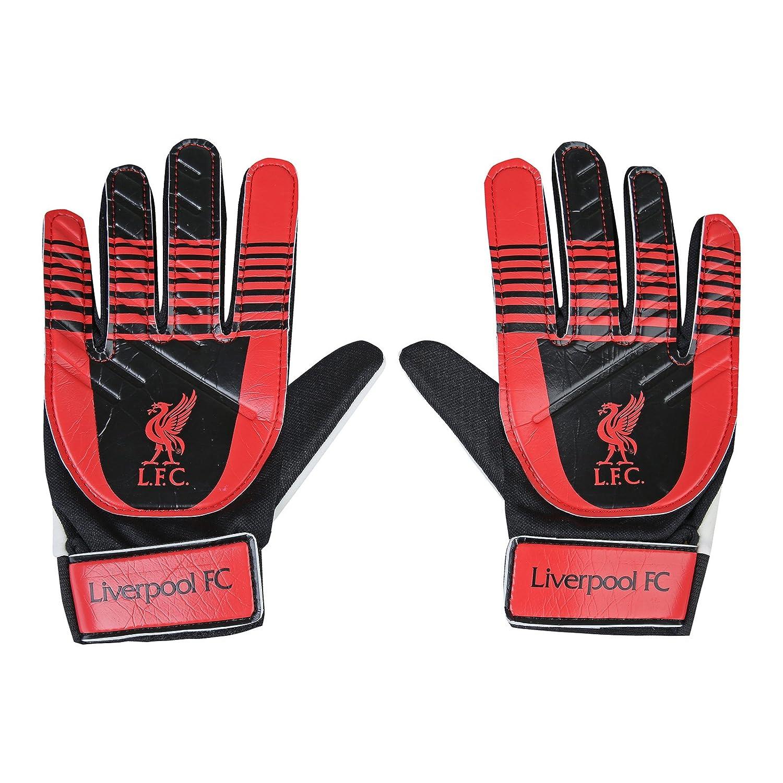 Geschenk f/ür Fu/ßballfans Liverpool FC Torwarthandschuhe f/ür Kinder//Jugendliche Offizielles Merchandise