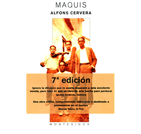 Maquis. eBook: Cervera, Alfons: Amazon.es: Tienda Kindle