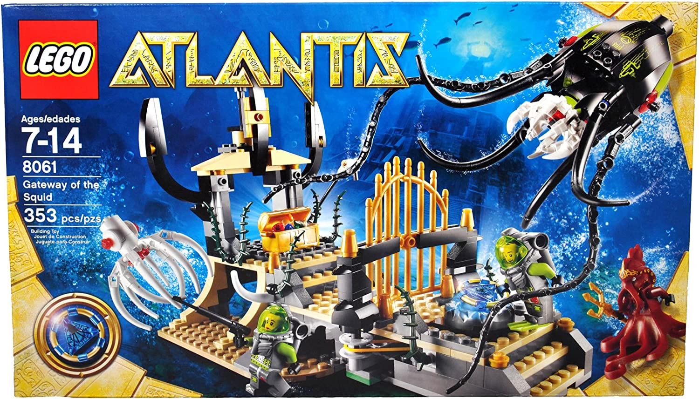 LEGO Atlantis Gateway of the Squid (8061)