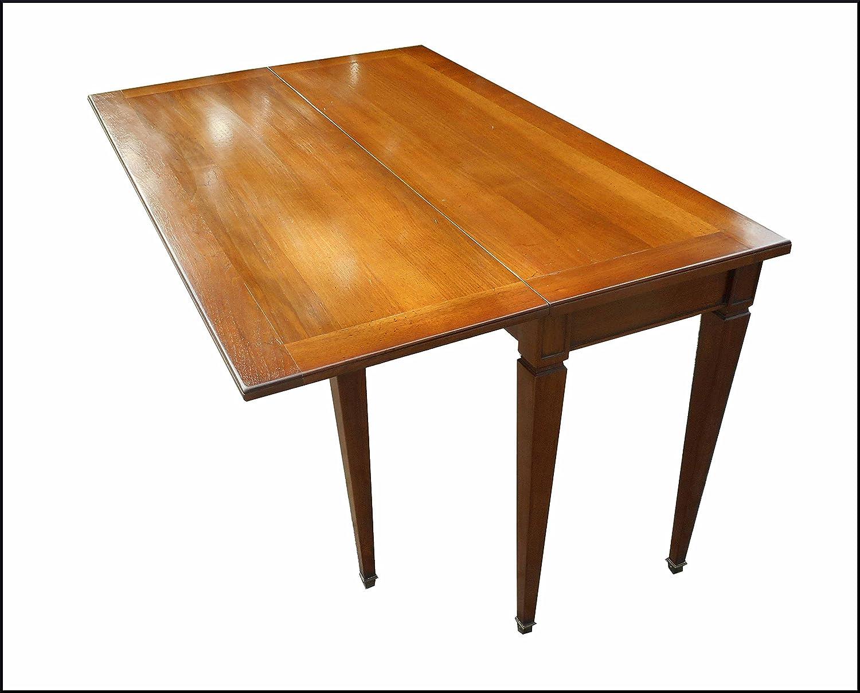Tavoli Allungabili Classici.Tavolo A Consolle In Stile Classico Antico Apribile