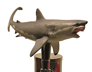 Kool Collectibles Great White Shark Beer Tap Handle Sports Bar