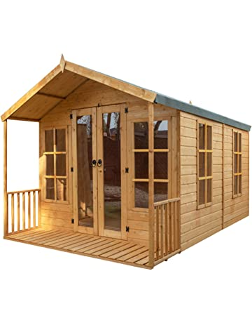 Amazon co uk: Summerhouses - Garden Storage & Housing